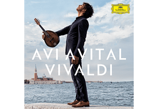 Avi Avital - Vivaldi - (CD)