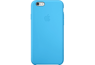 APPLE iPhone 6 Silicone Case Blue - (MGQJ2ZMA)