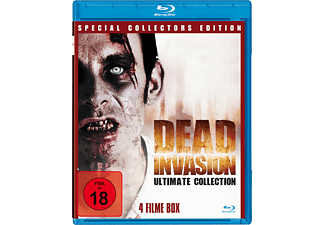 Dead Invasion - Ultimate Collection - (Blu-ray)