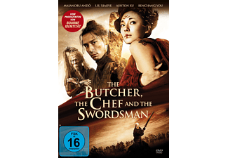 The Butcher, The Chef and the Swordsman - (DVD)