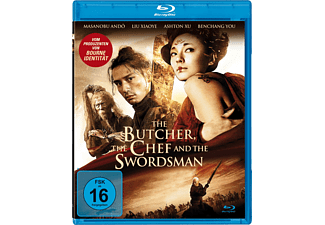 The Butcher, The Chef and the Swordsman - (Blu-ray)
