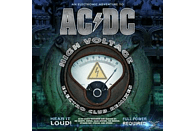 Joe Lynn Turner, Phil Collen, Lemmy Kilmister, Jake E. Lee, AC/DC - An Electronic Adventure To Ac/Dc (High Voltage Ele [CD]