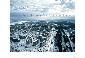 Steve Rothery - The Ghosts Of Pripyat (Digi) [CD]