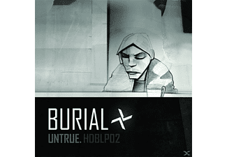 The Burial - Untrue - (CD)
