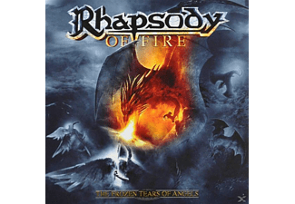 Rhapsody Of Fire - The Frozen Tears Of Angels - (CD)
