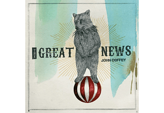 John Coffey - The Great News | CD