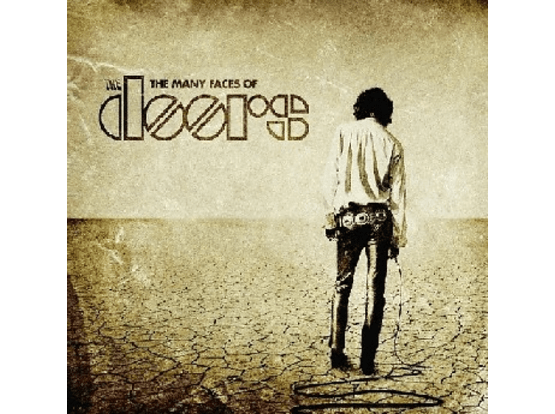 The Doors, Various - Many Faces Of The Doors [CD]