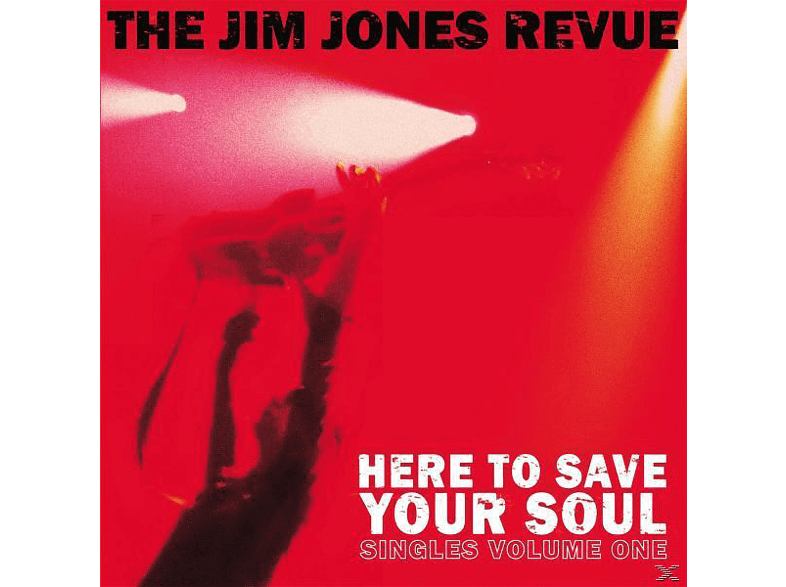 The Jim Jones Revue - Here To Save Your Soul [CD]