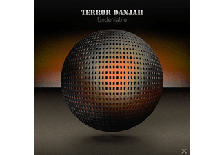 Terror Danjah - Undeniable - (CD)
