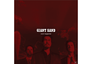 Giant Sand - Cover Magazine - (CD)