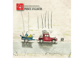 Explosions In The Sky, David Wingo - Prince Avalanche: An Original Motion Picture Soundtrack - (Vinyl)