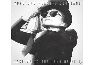 Yoko & Plastic Ono Band Ono - Take Me To The Land Of Hell - (CD)