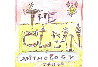 The Clean - ANTHOLOGY - (CD)