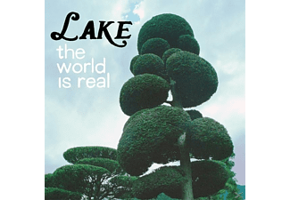 Lake - The World Is Real - (Vinyl)