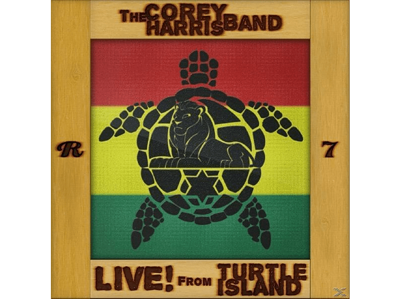 Corey Band Harris - Live! From Turtle Island [CD]