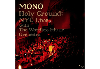 Mono - Holy Ground: Live - (CD + DVD Video)