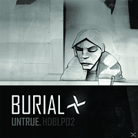The Burial - Untrue [Vinyl]