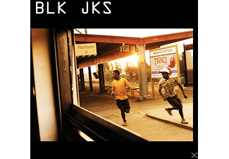 Blk Jks - Mystery - (5 Zoll Single CD (2-Track))