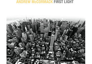 Andrew Mccormack - First Light - (CD)