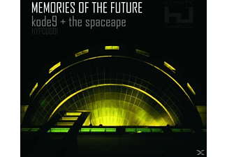 The Spaceape - Memories Of The Future - (CD)