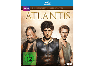 Atlantis - Staffel 1 - (Blu-ray)