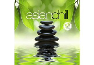 VARIOUS - Asian Chill - (CD)