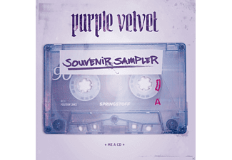 VARIOUS - Purple Velvet Souvenir Sampler - (CD)