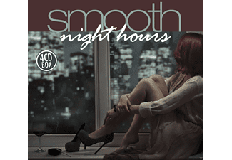 VARIOUS - Smooth Night Hours - (CD)
