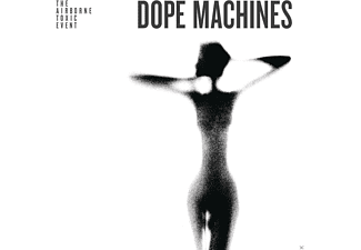 The Airborne Toxic Event - Dope Machines - (CD)