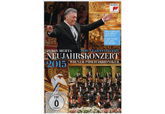 Wiener Philharmoniker - New Year's Concert 2015 (DVD)