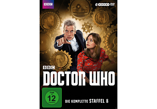 Doctor Who - Staffel 8 - (DVD)