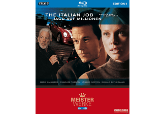 The Italian Job - (Blu-ray)