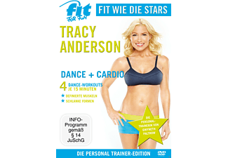 Fit For Fun - Fit Wie Die Stars - Tracy Anderson: Dance+Cardio - (DVD)