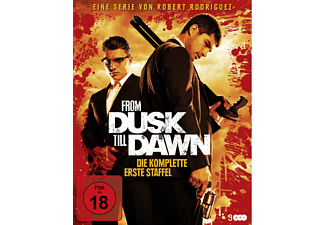 From Dusk till Dawn - Staffel 1 - (Blu-ray)