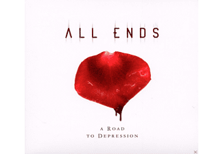 All Ends - A Road To Depression [CD]
