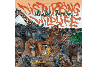 Invisible Familiars - Disturbing Wildlife - (CD)