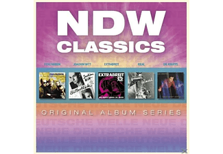 VARIOUS, Ndw - Original Album Series [CD]