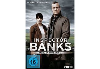 Inspector Banks - Staffel 2 - (DVD)