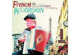VARIOUS - French Accordion - (CD)