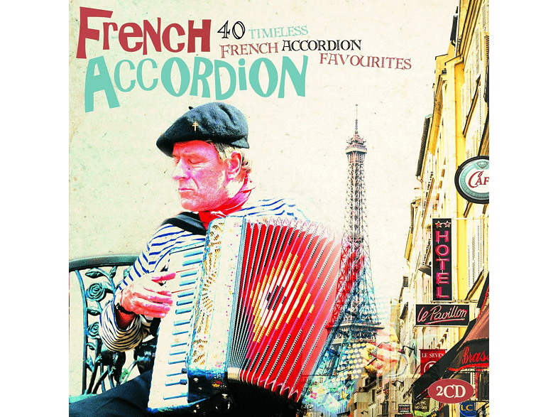 VARIOUS - French Accordion [CD]