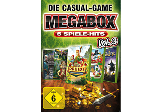 Die Casual-Game MegaBox vol. 3 - PC