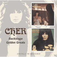 Cher - Backstage/The Golden Hits Of Cher [CD]