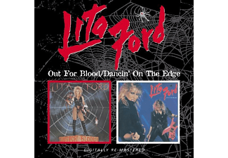 Ford Lita - Out For Blood/Dancin' On The Edge - (CD)