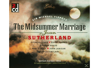 Sir Michael Tippet - The Midsummer Marriage - (CD)