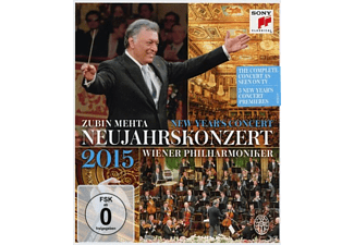 Wiener Philharmoniker - New Year's Concert 2015 (Blu-ray)