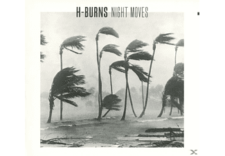 H-burns - Night Moves - (CD)