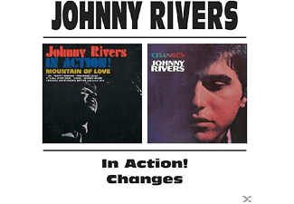 Johnny Rivers - In Action!/Changes [CD]