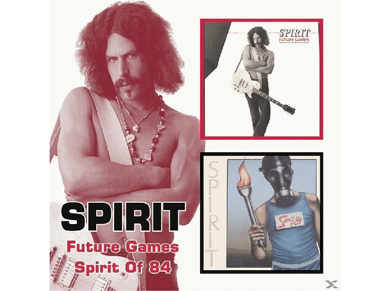 Spirit - Future Games/Spirit Of 84 [CD]