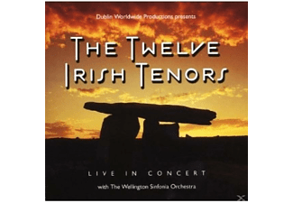 The Twelve Irish Tenors - Live In Concert - (CD)