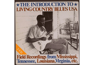 The Introduction To - Living Country Blues Usa - (CD)